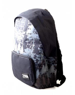 Легендата на Zelda Hyrule Patterned Backpack