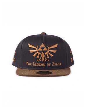 The Legend of Zelda Hyrule Caps