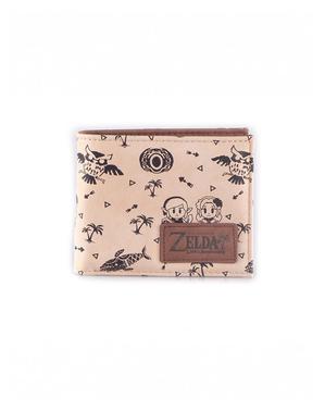 The Legend of Zelda Brown Wallet
