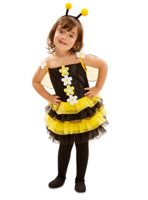 Kostium wiosenna pszczółka dla dziewczynki