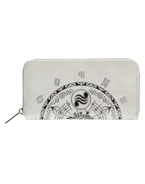 Peněženka se symboly The Legend of Zelda pro ženy