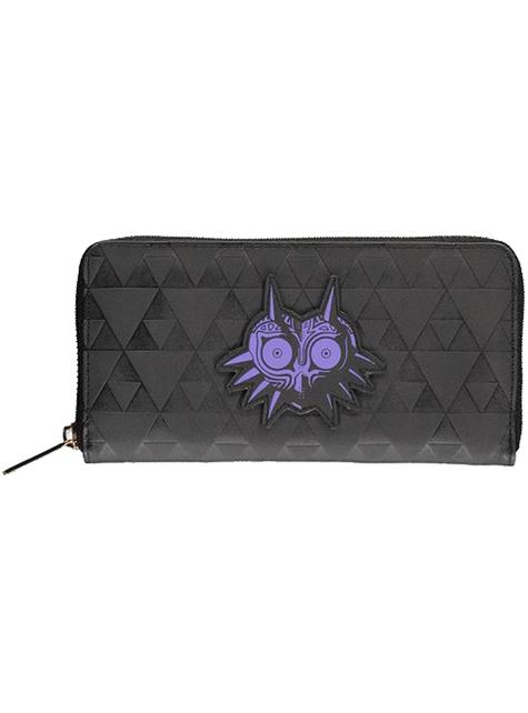 Cartera La Leyenda de Zelda máscara de Majora