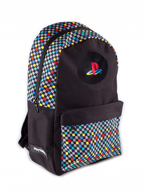 Playstation Backpack in Black
