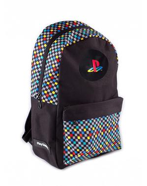 Playstation Rucksack schwarz