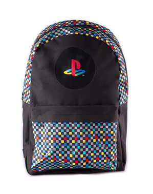 Ghiozdan Playstation negru