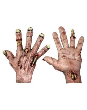 Руки зомбі плоті