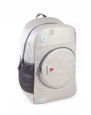 Playstation-formad ryggsäck