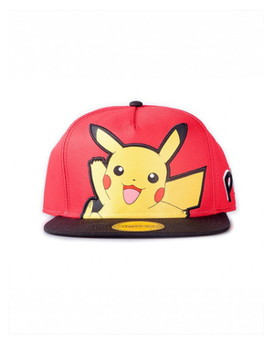 Pikachu Cap - Покемон