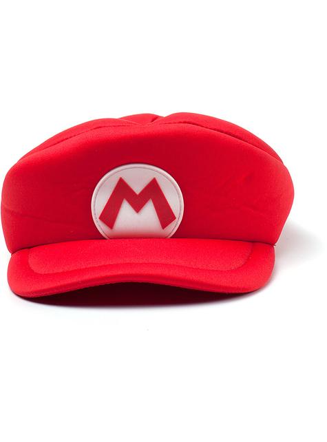 Super Mario Bros Kappe für Kinder - Nintendo