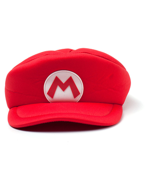 Boné Super Mario Bros infantil - Nintendo