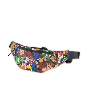 Riñonera Super Mario Bros - Nintendo