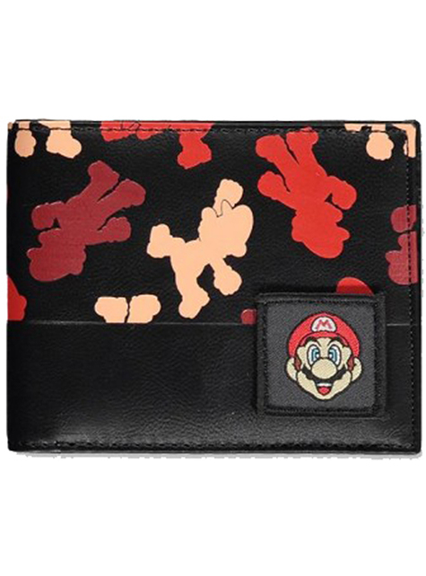 Super Mario Bros Wallet - Nintendo