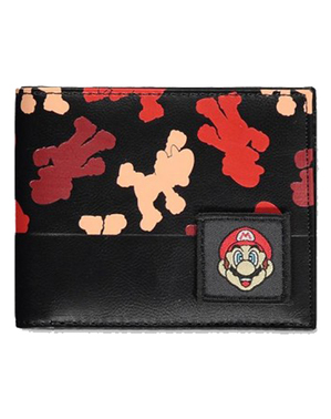 Super Mario Bros Wallet - Nintendo