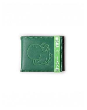 Carteira de Yoshi verde - Super Mario Bros