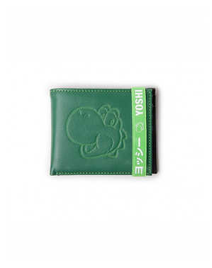 Green Yoshi Lommebok - Super Mario Bros