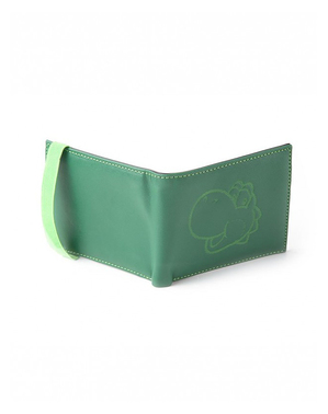 Grön Yoshi plånbok - Super Mario Bros