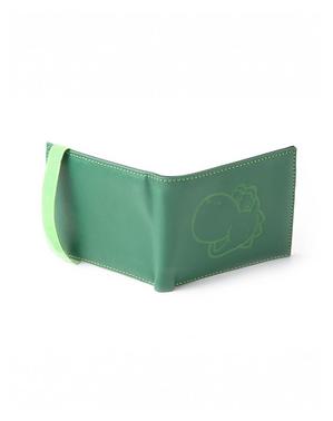 Zelená peněženka Yoshi - Super Mario Bros