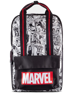 Marvel Comic mønstret ryggsekk