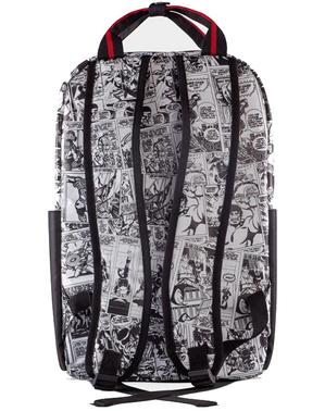Марвел Комикс Patterned Backpack