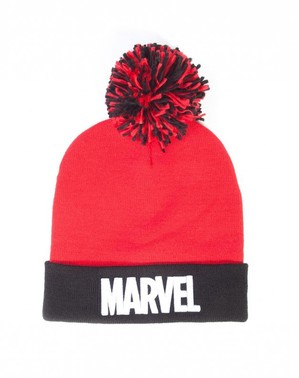 Marvel Beanie and Scarf Set