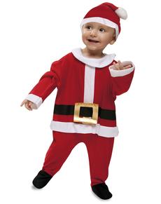 Disfraz de pap noel deluxe beb entrega 24h funidelia - Disfraz de santa claus para nino ...