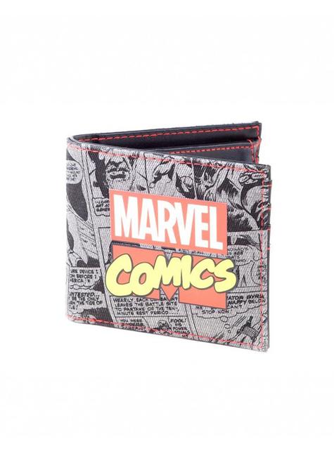 Cartera de Marvel cómics