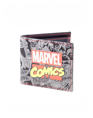 Carteira de Marvel BD