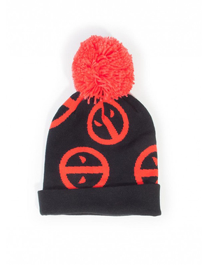 Set de gorro y bufanda Deadpool