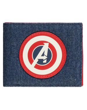 Carteira de Os Vingadores - Marvel