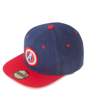 The Avengers Modrá Cap - Marvel