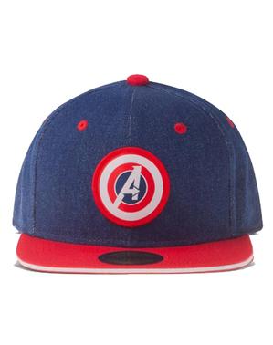 Niebieska Czapka Avengers - Marvel