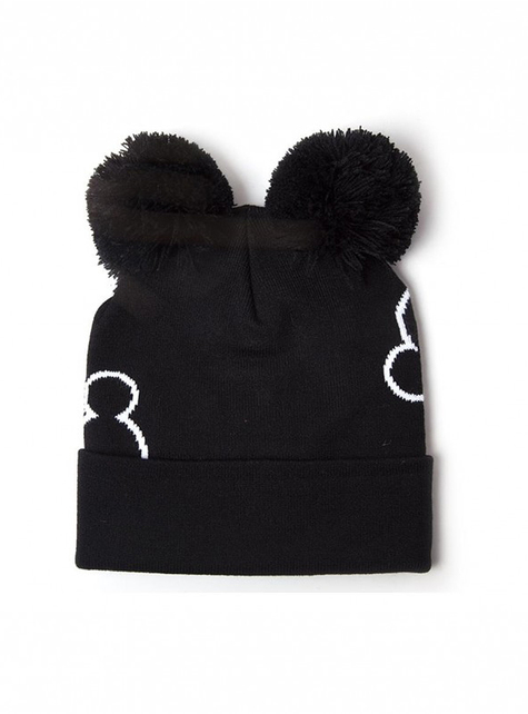 Set de gorro y bufanda Mickey Mouse