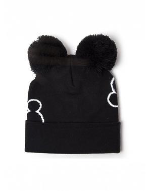 Mickey Mouse Beanie i Šal set