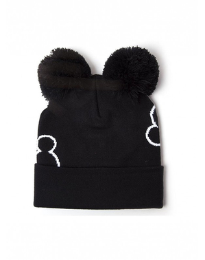 Micky Maus Mütze und Schal Set