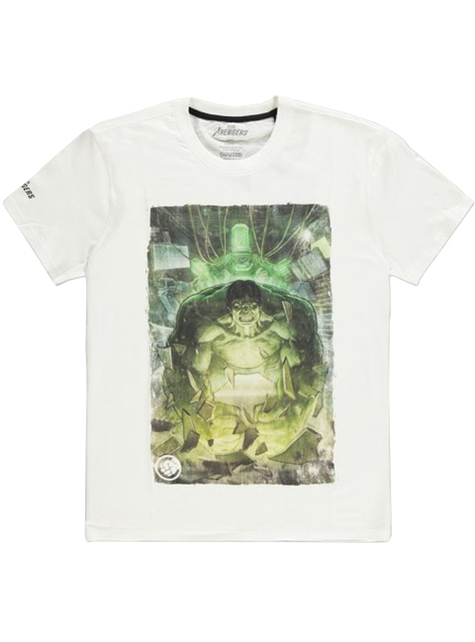 The Hulk T-Shirt - The Avengers