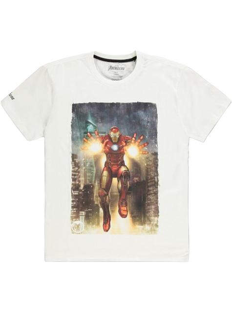 Iron Man -T-paita - The Avengers