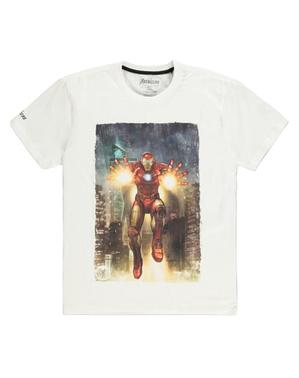 Iron Man tričko - Pomstitelia