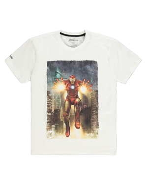 T-shirt Homem de Ferro - Os Vingadores