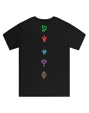 Легендата на Zelda Hyrule тениска за жени