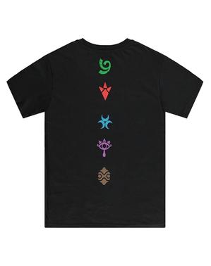 T-shirt La légende de Zelda Hyrule femme