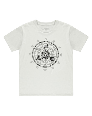 Легенда про Zelda Символи футболки