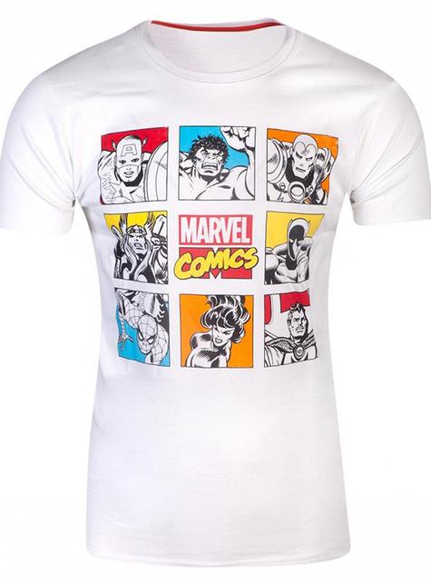 Marvel Comics T-paita
