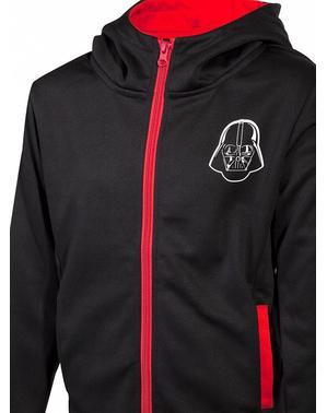 Darth Vader Hættetrøje til Drenge - Star Wars