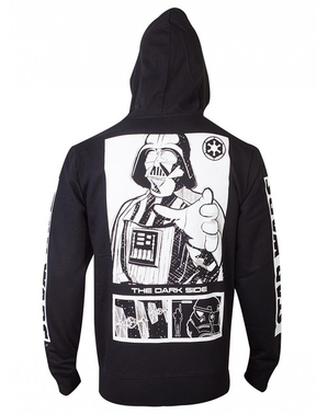 Star Wars The Dark Side Hoodie