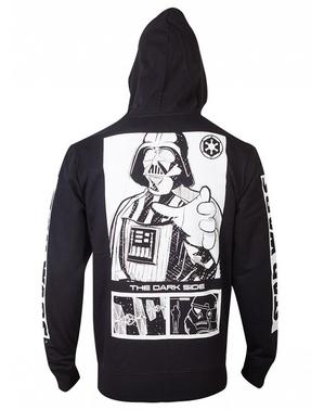 Sweatshirt Star Wars O lado negro