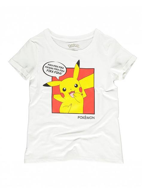 Pikachu T-Shirt für Damen - Pokémon