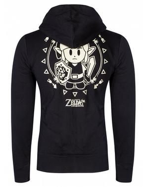 Legenda o Zelda Link hoodie