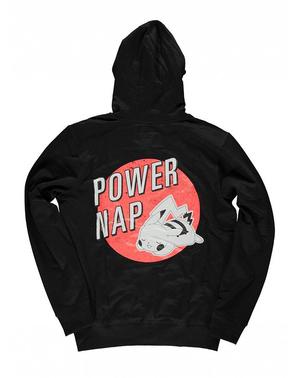 "Pikachu ""Power Nap"" hoodie - Pokémoni"