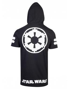 Darth Vader T-skjorte med hette - Star Wars