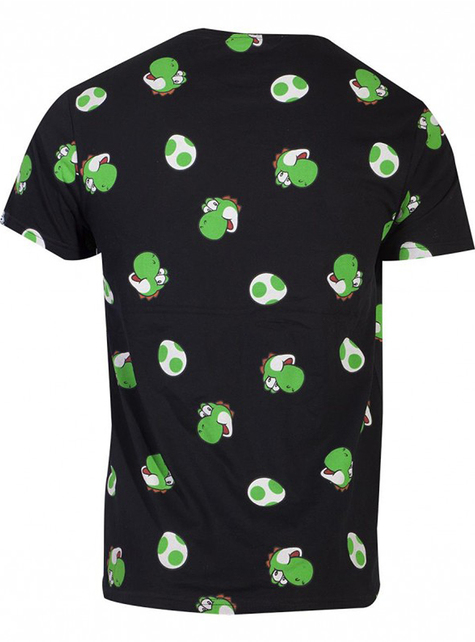 Camiseta de Yoshi - Super Mario Bros